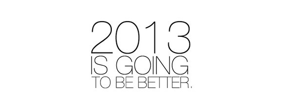 2013isgoingtobebetter