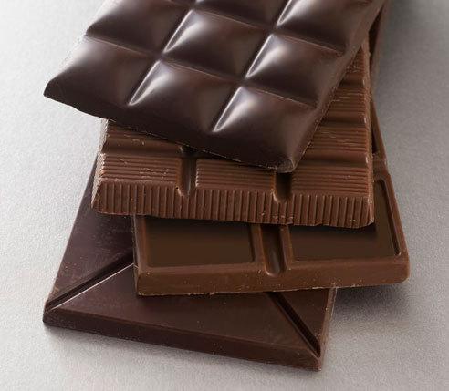 Hoe maak je van pure chocolade melkchocolade