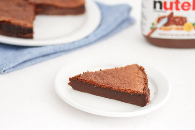 Flourless Nutella Cake Recipes — Dishmaps