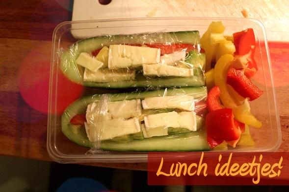 gezonde lunches meenemen