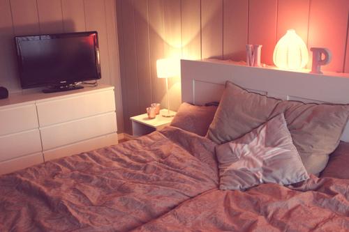 bed-slaapkamer