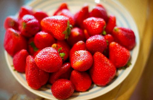 fruit-aardbeien