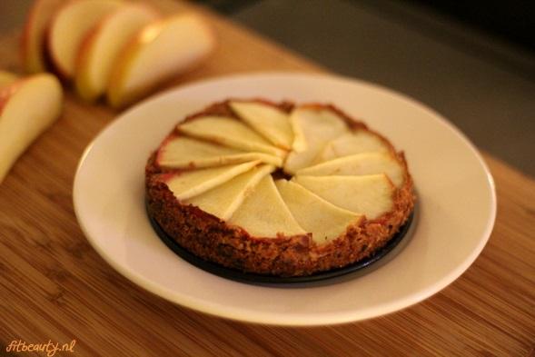 recept-glutenvrij-suikervrij-appel-pindakaas-cake16