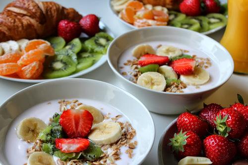 ontbijt onder 300 kcal