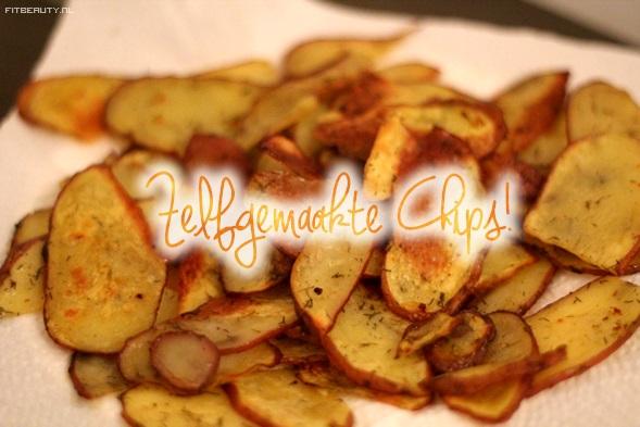 waar wordt chips van gemaakt