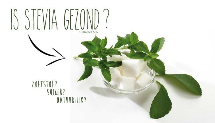 is-stevia-gezond