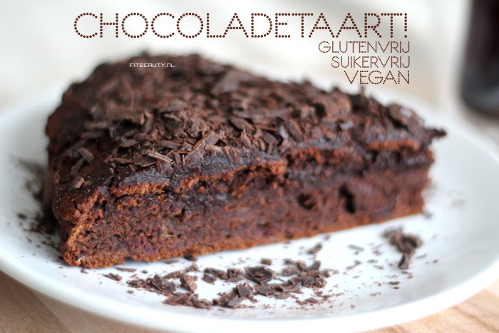 verjaardagstaart chocolade recept