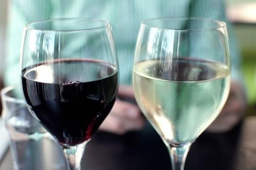 calorieën per glas wijn