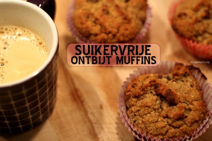 recept-suikervrije-ontbijt-muffins-9
