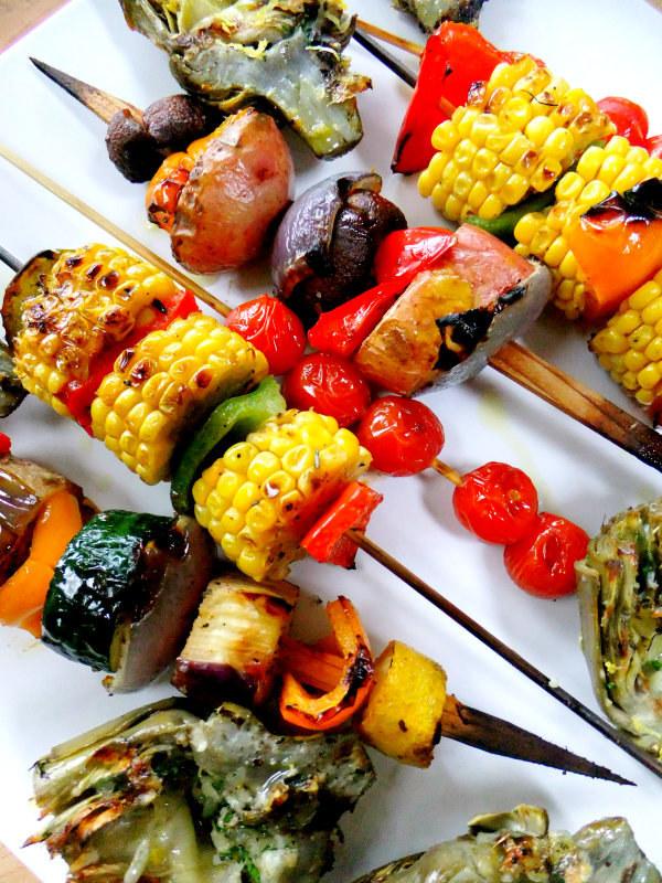 groente-grillen