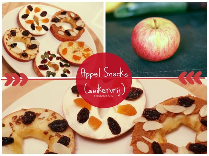 Recept-appel-snacks-suikervrij-voorkant