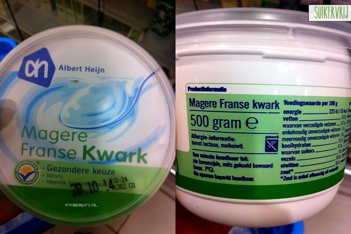 dieet zonder suiker en zetmeel