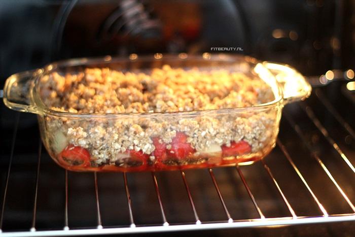Recept-appel-aardbei-crumble-suikervrij-glutenvrij-15