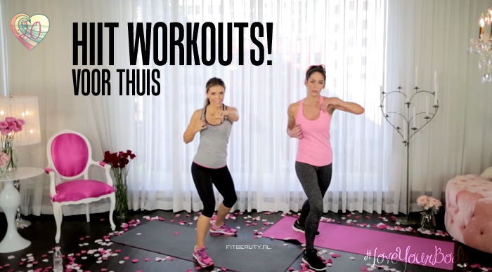HIIT-workout-thuis