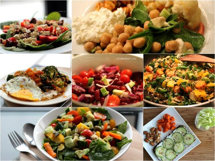 gezonde recepten avond eten