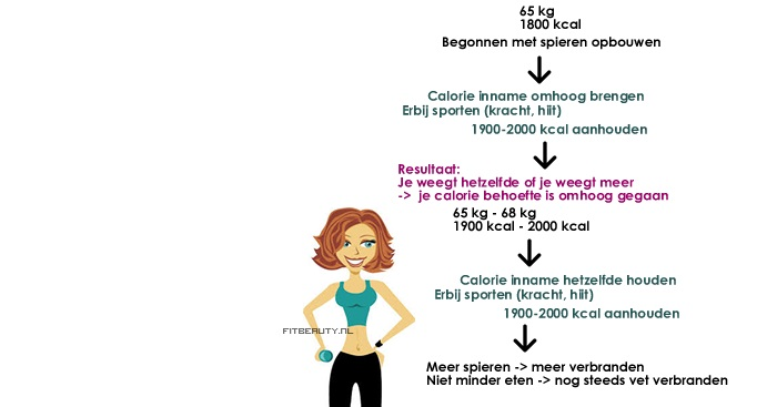 afvallen-spieren-opbouwen-calorieen-voorbeeld-2