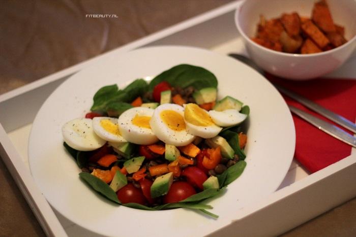 Inspiratie voor een gezonde lunch of avondmaaltijd fitbeauty