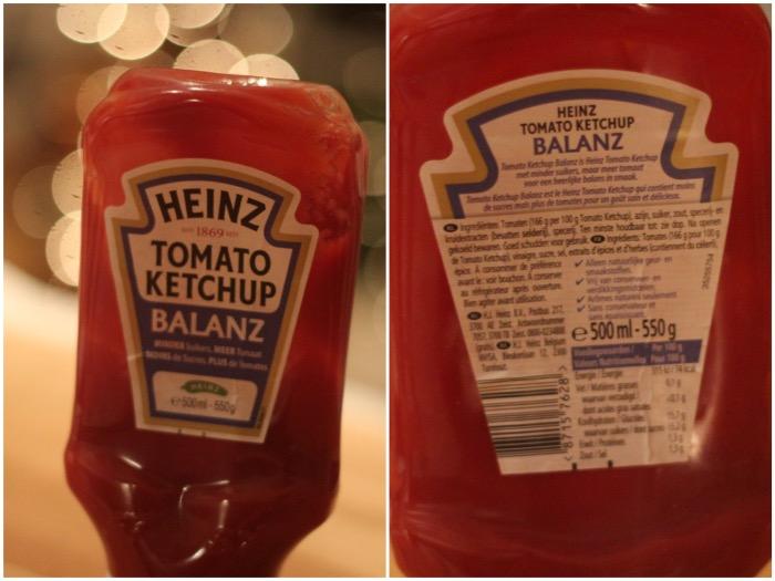 ketchup-minder-suiker-gezond
