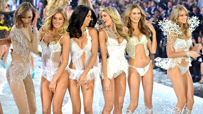 The Victoria's Secret Fashion Show, New York, America on November 13, 2013