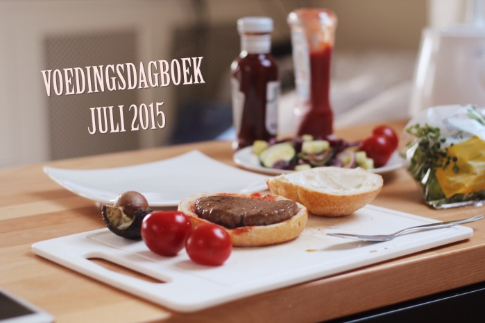 Voedingsdagboek-juli-voorkant