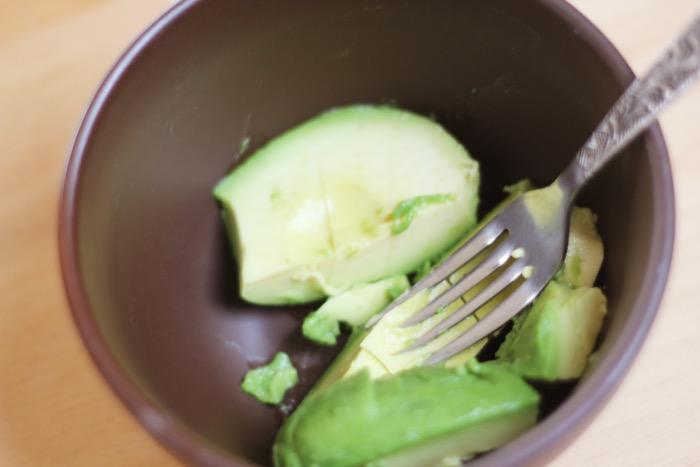Recept Avocado Op Brood Fitbeauty