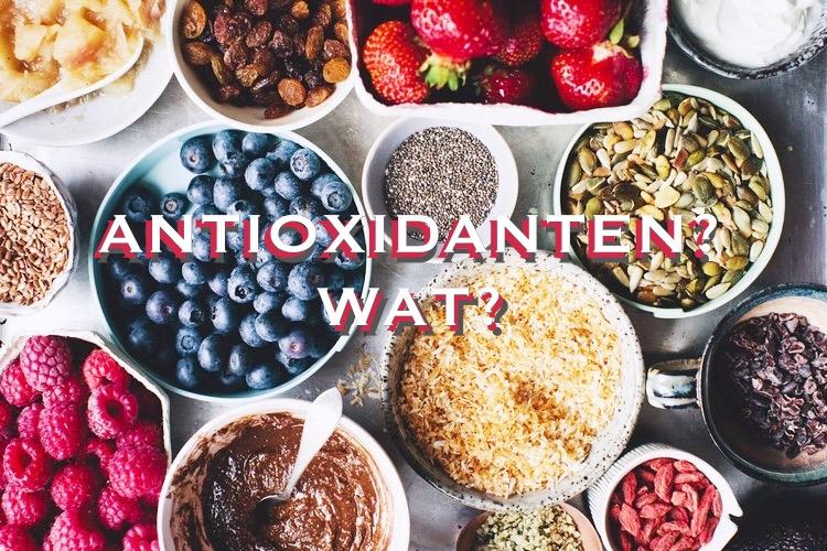 antioxidanten lijst