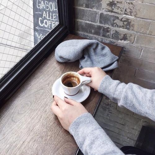 koffie-drinken