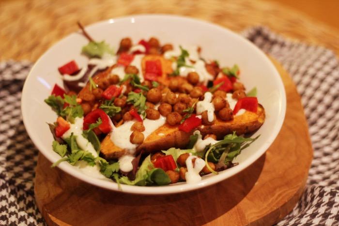 recept-zoete-aardappel-kikkererwten-oven-8