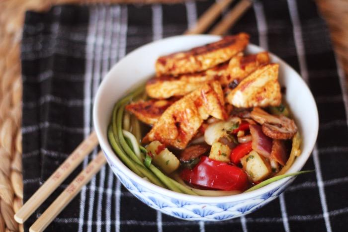 recept-courgette-noedels-kip-groente-15
