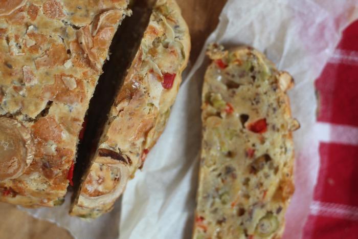 Recept-hartige-cake-olijven-ham-kaas-23