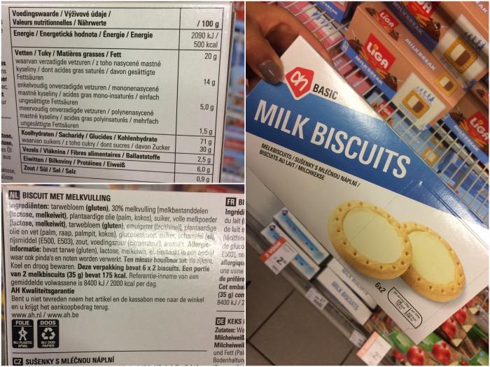 gezonde crackers ah