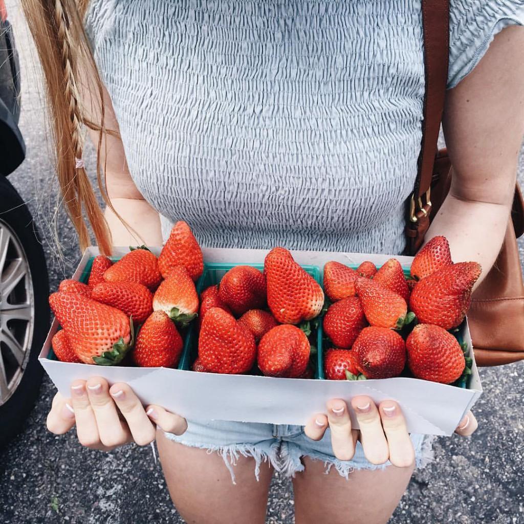 glucose-aardbeien-hersenen-vasten-intermittent-fasting
