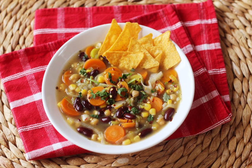 stevige-mexicaanse-soep-vegetarisch-20