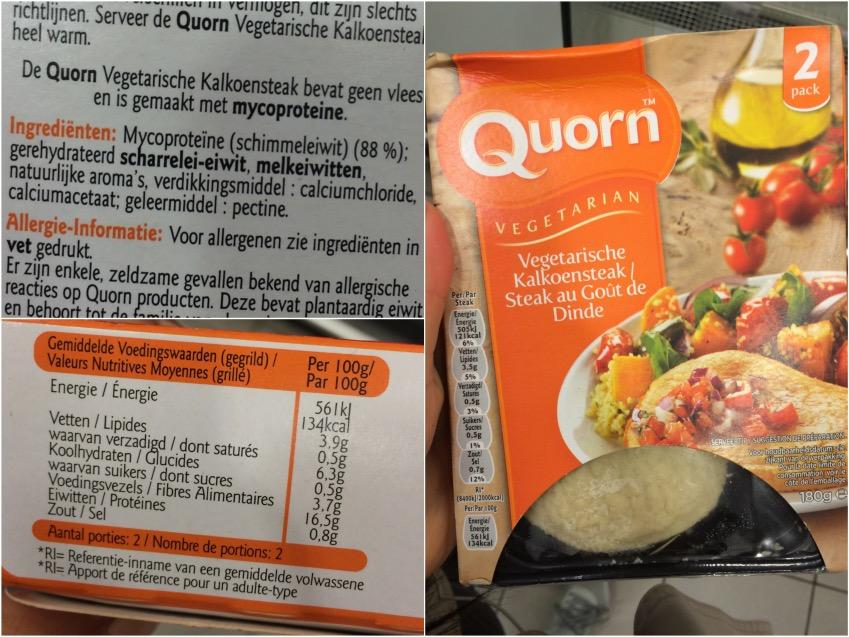 vegetarisch vlees gezond