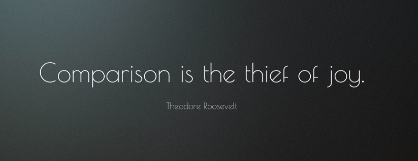 quote-comparison-is-thief-of-joy