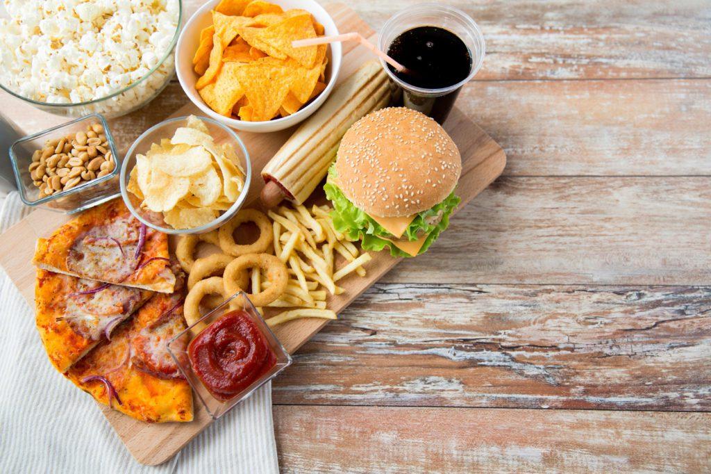 voedsel voor een betere stoelgang