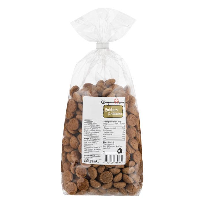 fitbeauty-gezond-snoepgoed-sinterklaas-kruidnoten-bakker