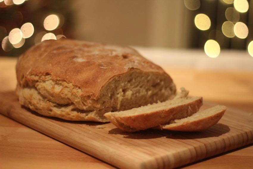 recept: zelf makkelijk (volkoren) brood maken! - fitbeauty