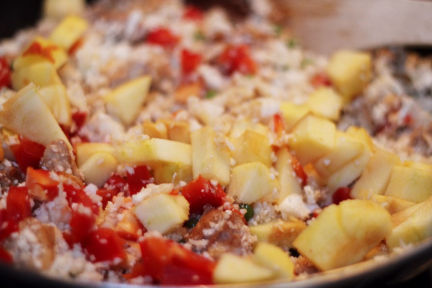 recept-bloemkool-rijst-kip-appel-10