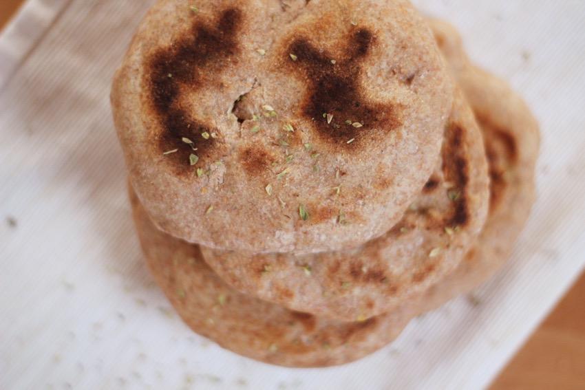 recept-zelf-volkoren-pita-brood-maken-10