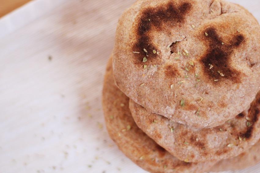 recept-zelf-volkoren-pita-brood-maken-13