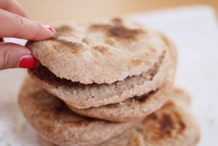 recept-zelf-volkoren-pita-brood-maken-14