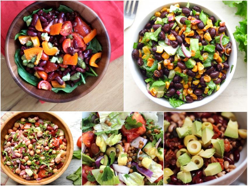 de-lekkerste-bonen-salade-recept
