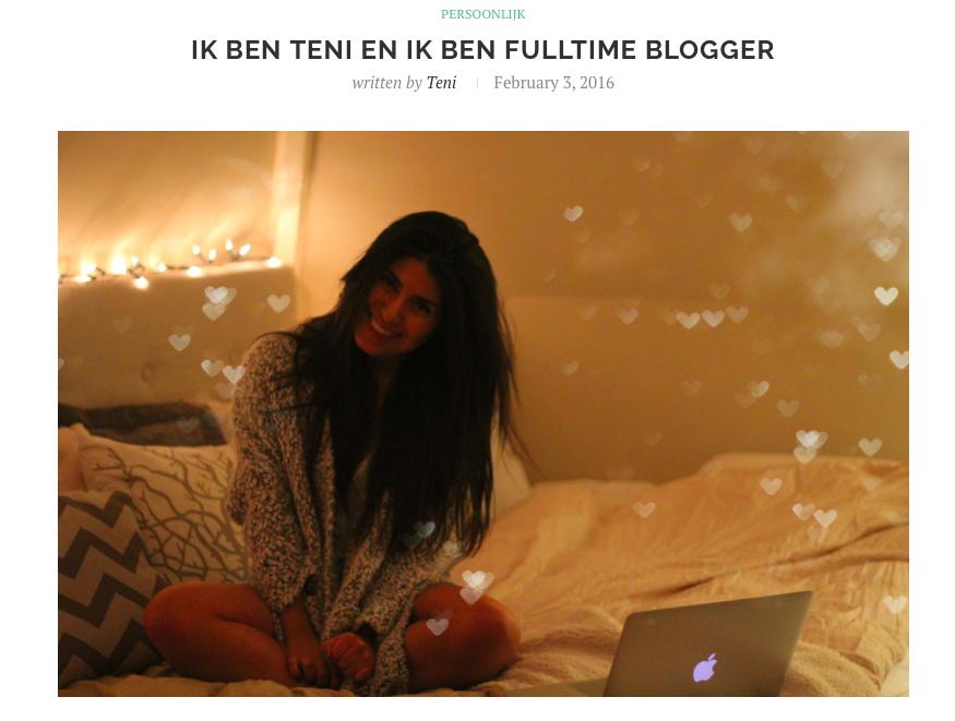 teni-fulltime-blogger-bloggen-artikel