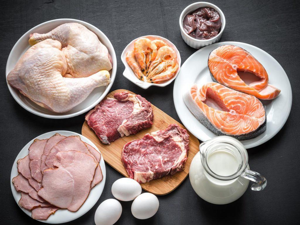 voedingsmiddelen met vitamine b12